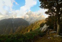 Mount Triund India