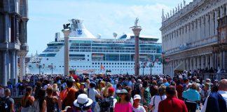 Venice, Veneto, Italy Overtourism