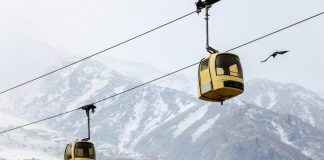cable cars in Northeast