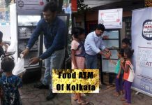 Food ATM in Kolkata to feed the hungry