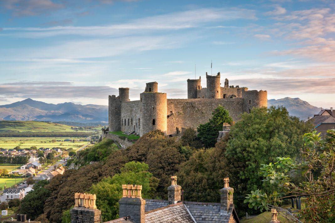 Harlech, Wales, United Kingdom