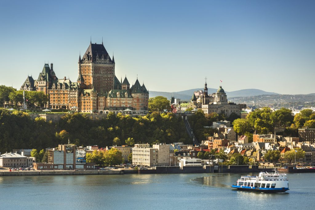 Canada's Most Famous Cities
