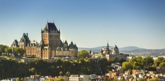Thing to do in Quebec City view Canada
