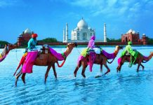 Depicting India tourism