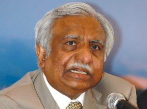 Jet Airways Chairman Naresh Goyal