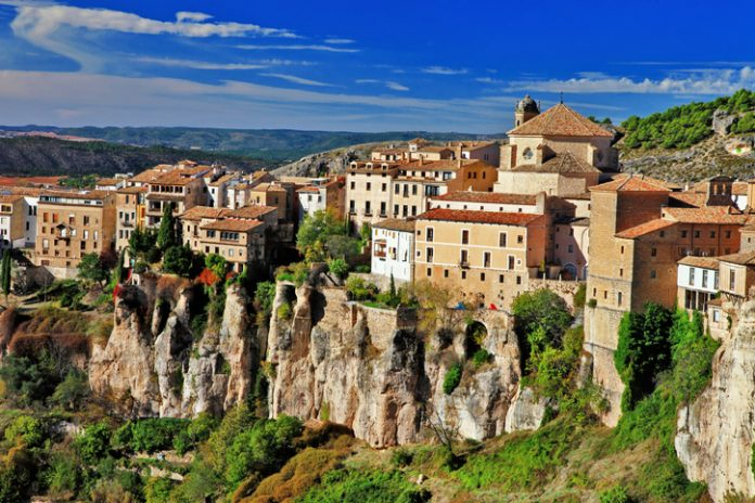many unique places to visit in Spain