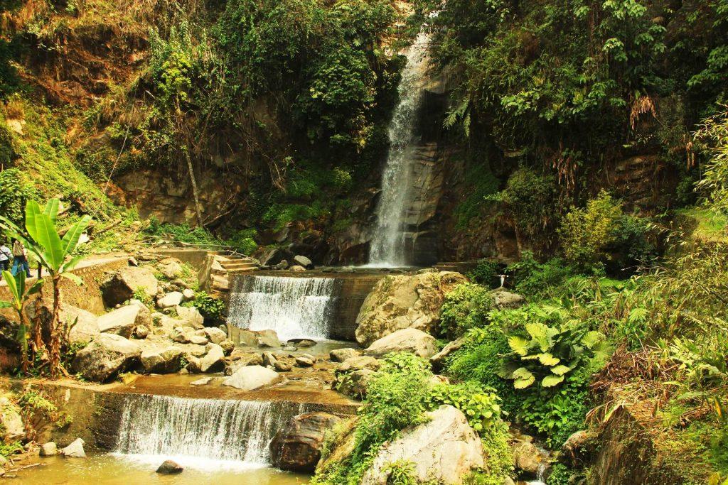 Banjhakri falls - Best places to visit in Gangtok