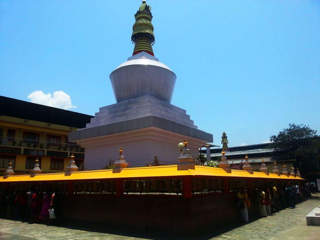 Do Drul Chorten, Sikkim - Best places to visit in Gangtok