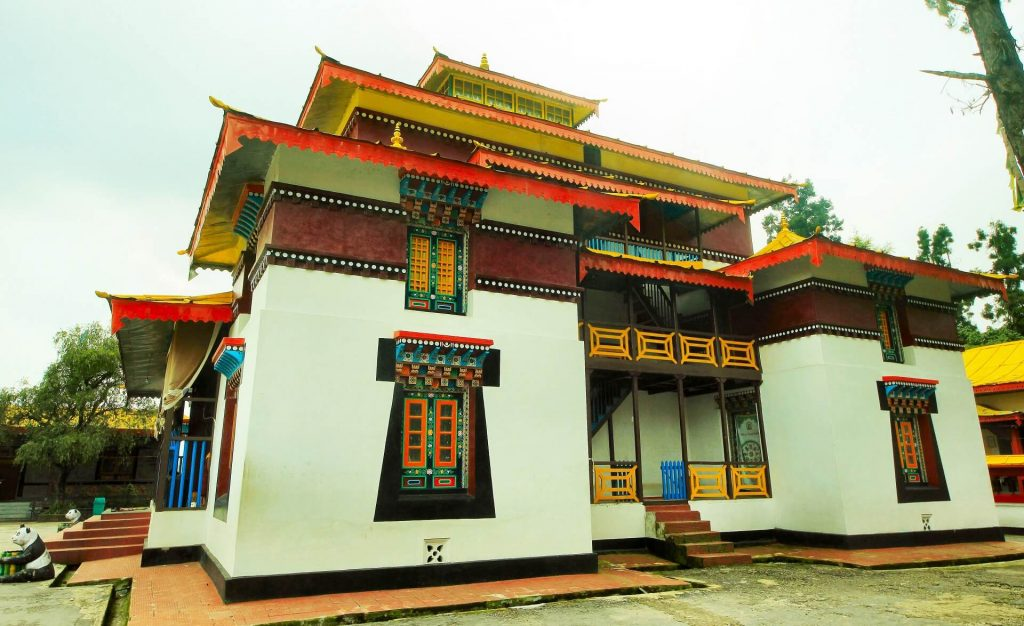 Enchey Monastery, Sikkim - Best places to visit in Gangtok