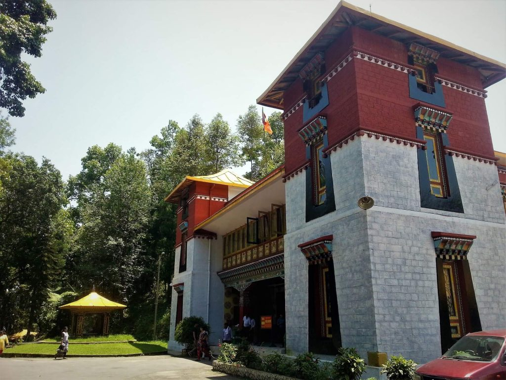Namgyal Institute of Tibetology - Best places to visit in Gangtok