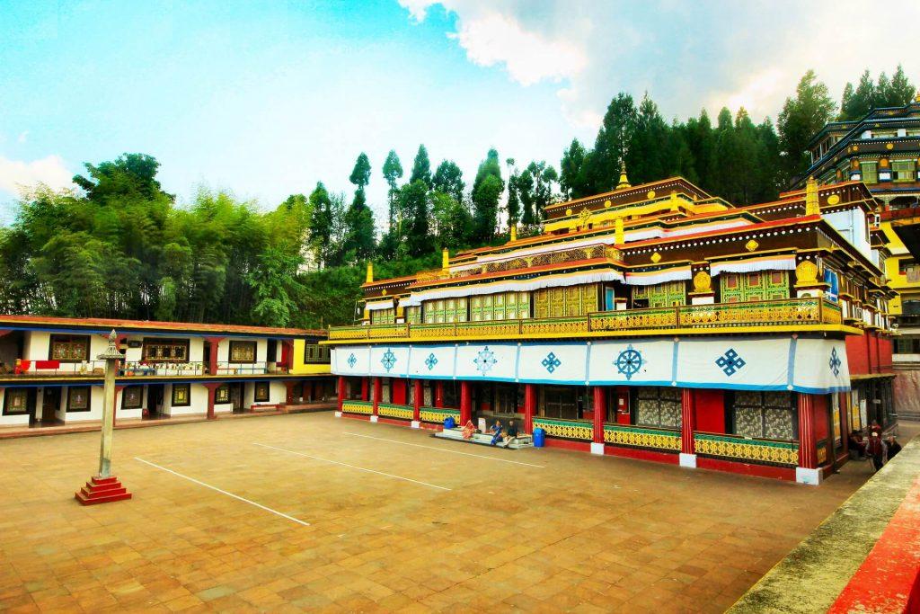 Rumtek Monastery, Sikkim - Best places to visit in Gangtok