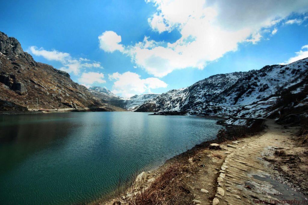 Tsangu Lake - Best places to visit in Gangtok