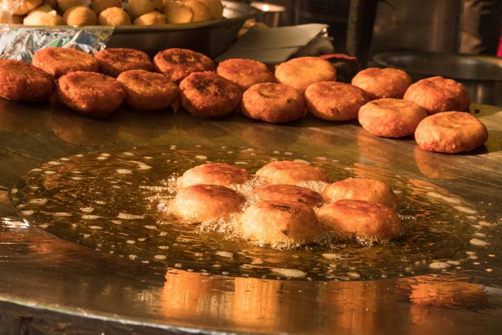 Delhi Street Food Places