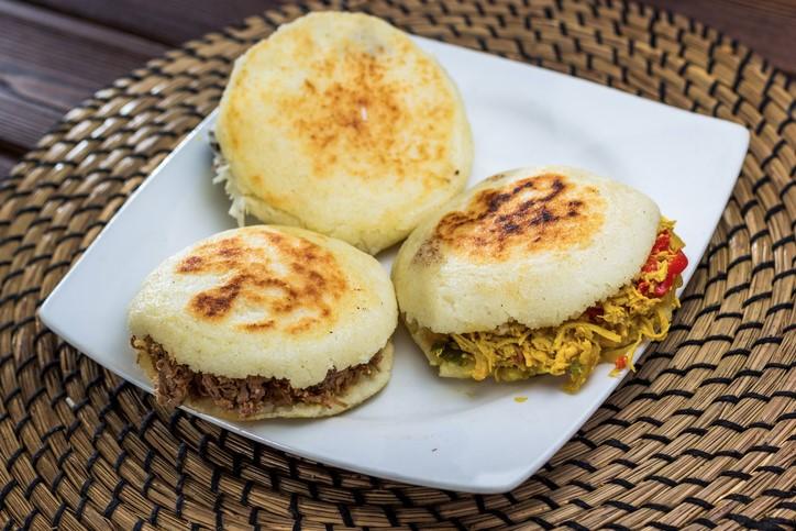 Venezuelan typical food, Arepa