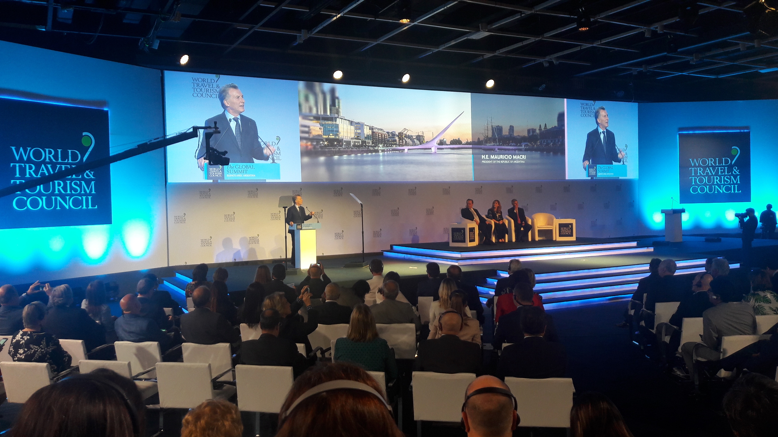 The WTTC Global Summit 2019.