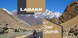 Soul Search Ladakh video poster
