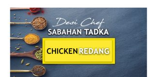 Chicken Redang