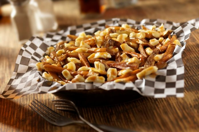 canadian dishes poutine
