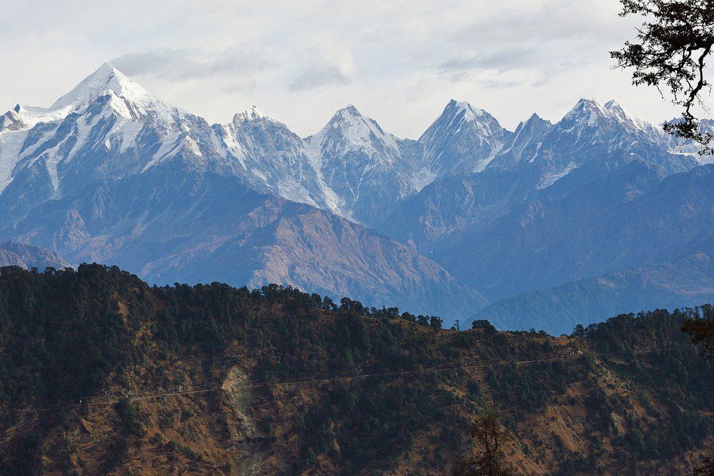 View from Kalamuni top