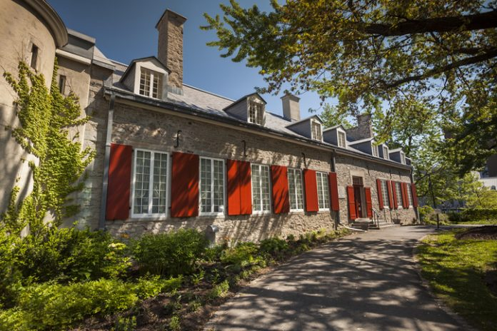 Montreal: The Château Ramezay is a museum and historic building on Notre-Dame Street in Old Montreal, opposite Montreal City Hall in Montreal, Quebec, Canada.