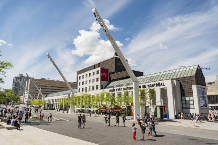Musee d'art contemporain de Montreal.