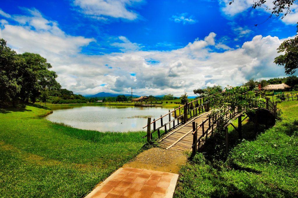 Andro Village in Manipur, Andro Village in Manipur. PC: Sugato Tripathy