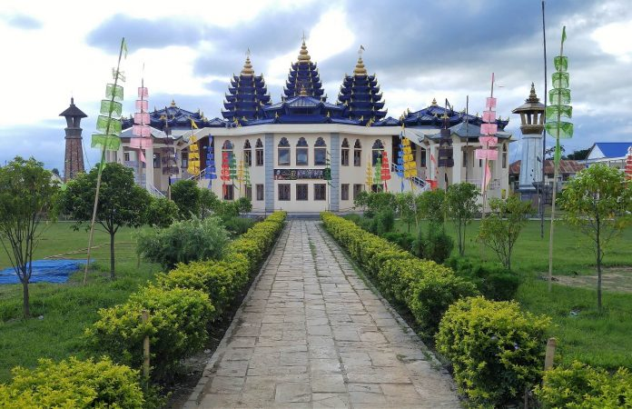 Iskcon Temple in Manipur