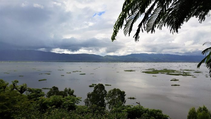 Loktak Lake in Manipur
