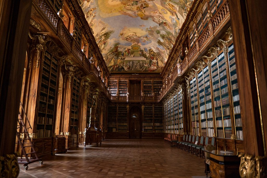 Strahov-Monastery-Library
