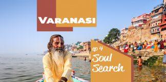Varanasi soul search video poster