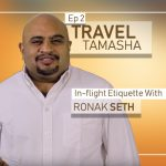 Travel Tamasha: In-flight Etiquette