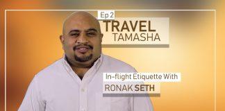 In-flight etiquette