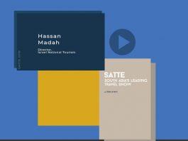 SATTE 2019- Hassan Madah