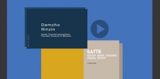 SATTE 2019- Damcho Rinzin