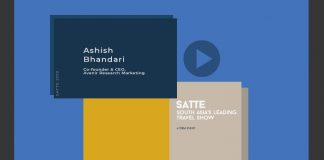 SATTE 2019- Ashish Bhandari
