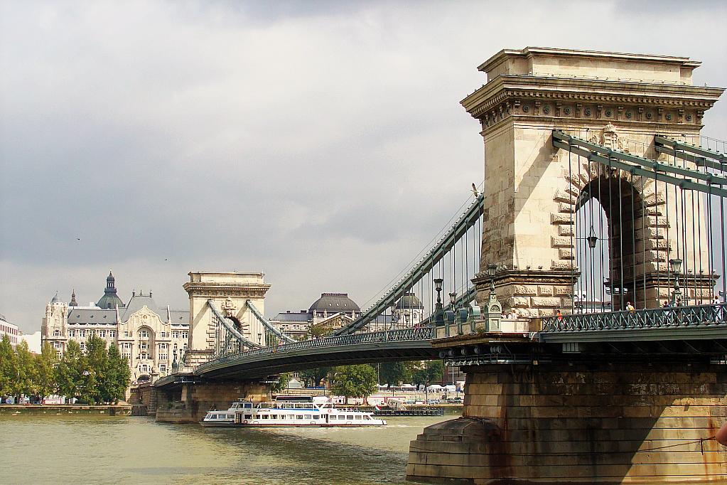 Szechenyi-Chain-Bridge