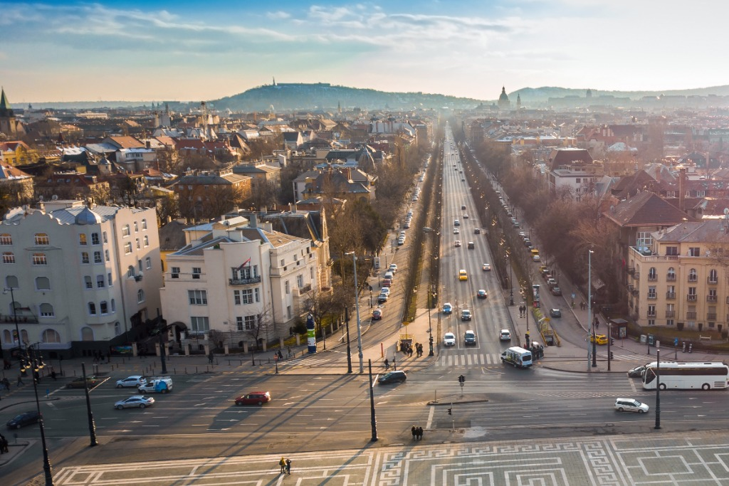 Andrássy-Avenue-Budapest