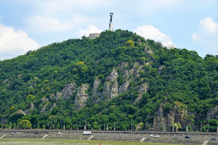 Gellért hill, things to do in Budapest