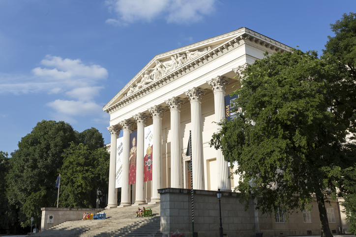 Hungarian National Museum things to do in Budapest