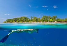 islands in indonesia, Gili-Islands-Lombok-Indonesia, largest islands in the world