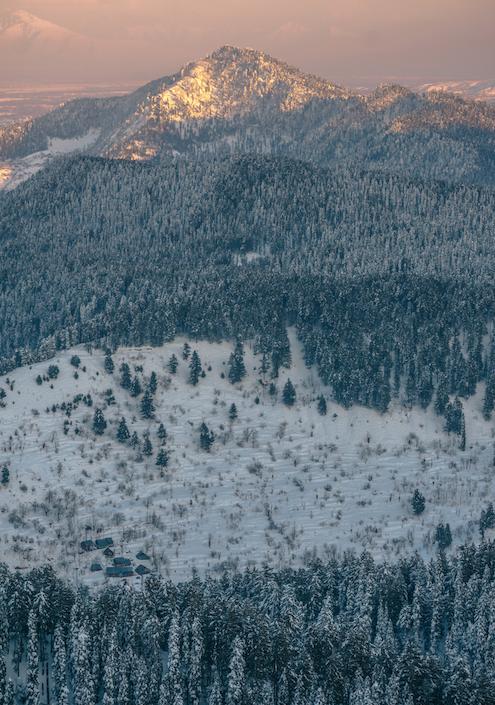 Gulmarg, Kasmir in Winters