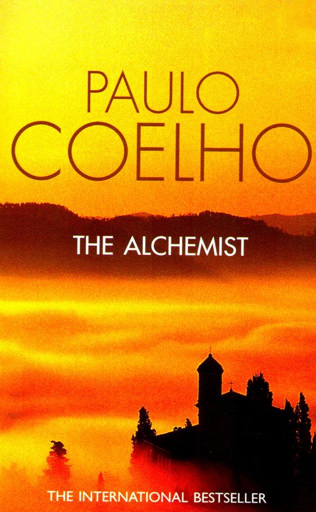 The Alchemist travel books