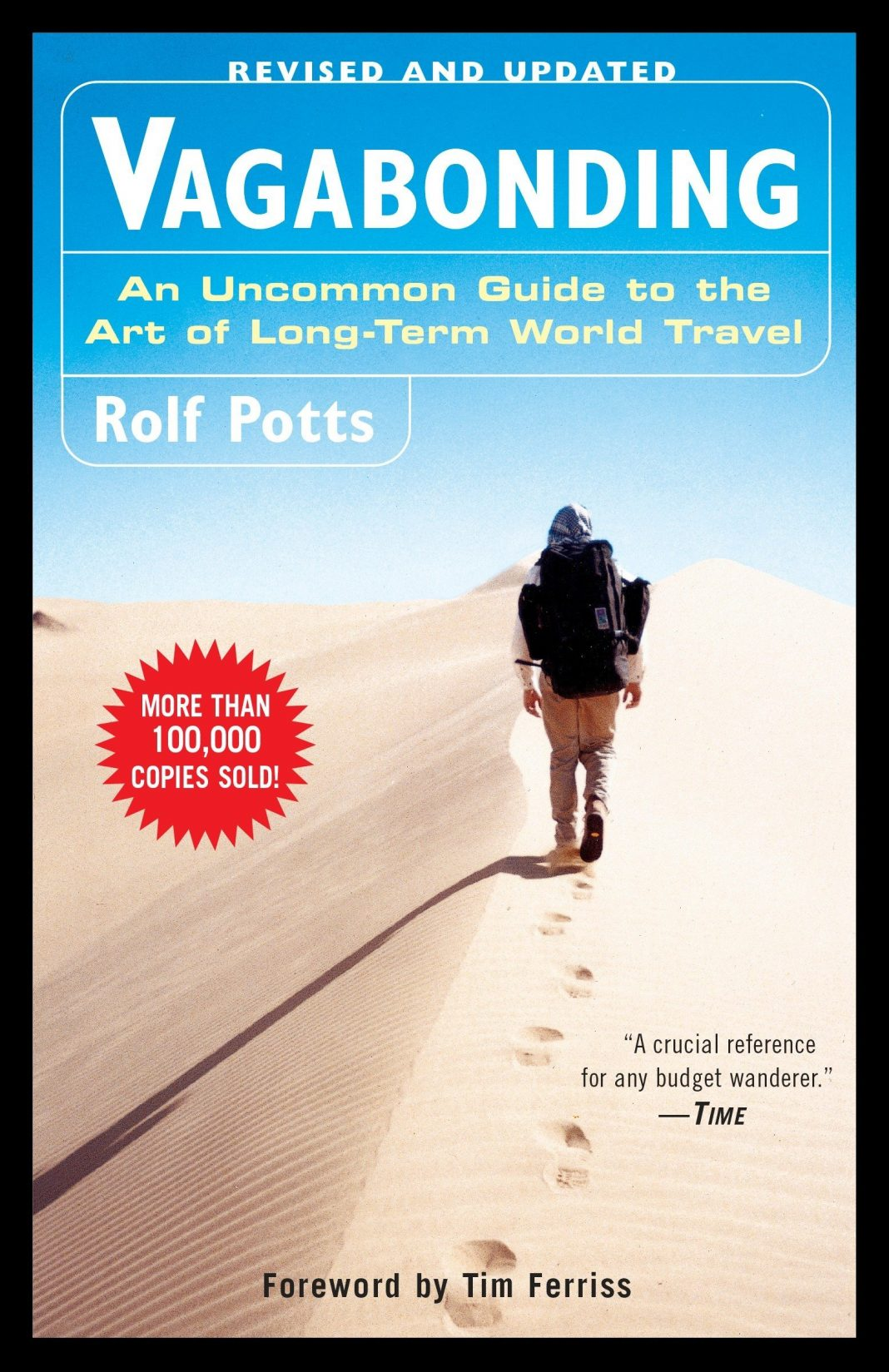 Vagaonding Rolf Potts