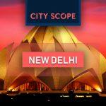 City Scope - New Delhi