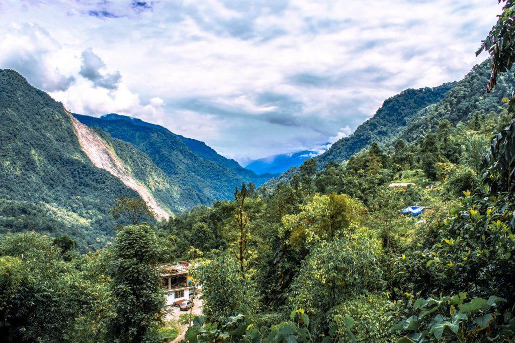 Views from Dzongu