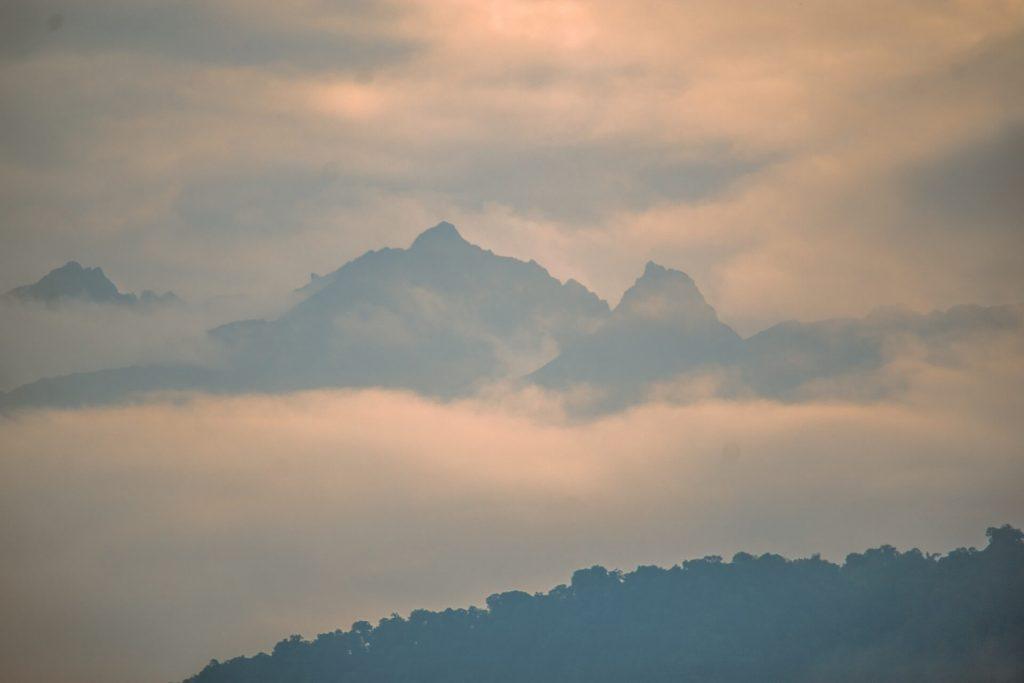 View from Dzongu