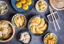 dim sum dumplings around the world