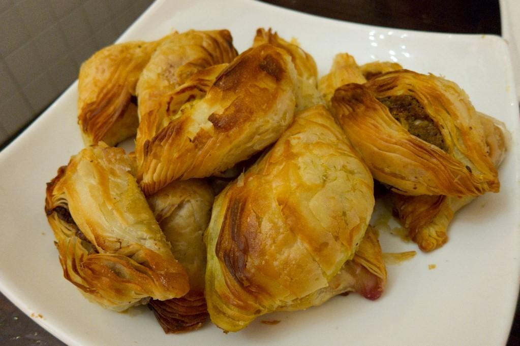 Pastizzi Malta food