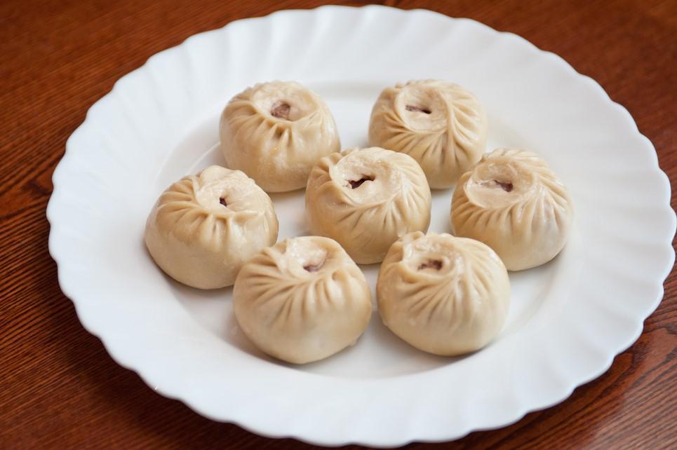Buuz dumplings around the world