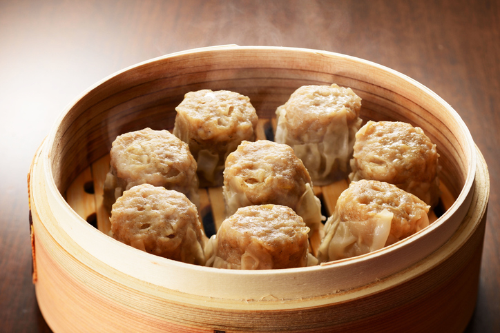 shumai steamed meat dumplings around the world
